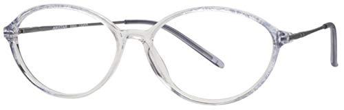 Aristar By Charmant Women's Eyeglasses AR/6864 043 Blue Optical Frame 53mm