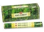 HEM Incense - Rain Forest - Box of Six 20 Stick Tubes