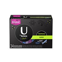 U by Kotex Click Regular Compact Tampons