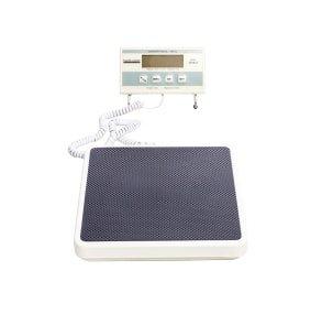 Health O Meter 349KLX Digital Scale, Remote Display, Capacity 400 lb., Resolution 0.2 lb., 12-1/2'' x 12'' x 1-7/8'' Platform by Health o meter (Image #1)