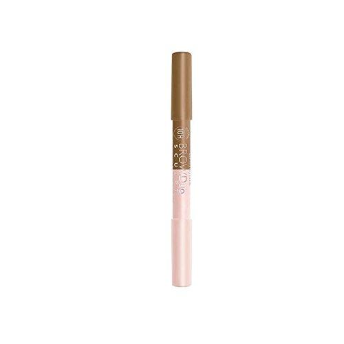 Bourjois Brow Duo Pencil Blonde 01 (Pack of 6) - 01金髪ブルジョワの眉デュオペンシル x6 [並行輸入品] B071RNB5N4