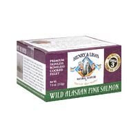 Henry & Lisas - Henry Lisa Wild Alaskan Pink Salmon Can 6 Oz (Pack of 12)