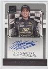 Noah Gragson (Trading Card) 2017 Panini Donruss NASCAR - Signature Series #SS-NG