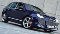 EuroActive Tech Art Front Spoiler Lip Porsche Cayenne Turbo 955