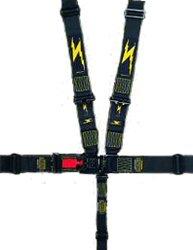 Impact Harness (Impact Racing 51111111HANS 5-Pt Harness System L&l W/hans Shoulder Straps)