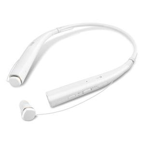 LG TONE PRO HBS-780 Wireless Stereo Headset - White (Lg Tone Pro Stereo Bluetooth Headset White)