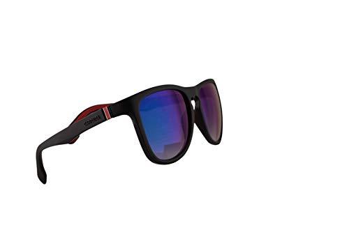 Carrera 5050/S Sunglasses Matte Brown w/Green Mirror Lens 56mm 4INMT CA5050/S 5050S (Carrera Sunglasses Men 56)