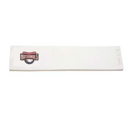 Washington Nationals Licensed Official Size Pitching Rubber from Schutt by Schutt