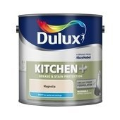 Price comparison product image Dulux Paints 2.5 Litre Kitchen Plus Matt Emulsion Brilliant White by Dulux paints