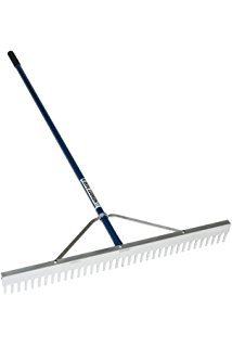 Pack of 2 - Midwest Rake 12036 Field Rake - 36'' Head by Midwest Rake