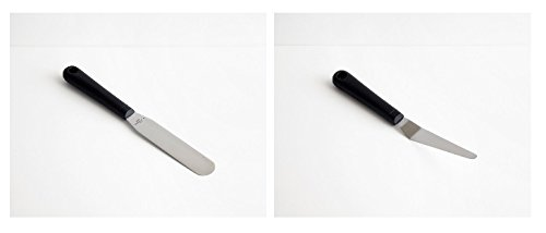 5 inch offset spatula - 6