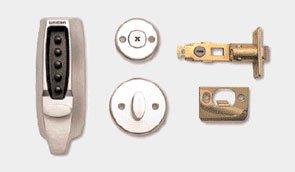 Kaba Simplex 7104 SC Lock