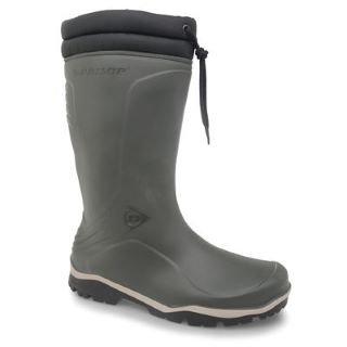 Dunlop Blizzard Mens Wellington Boots Green 7 UK UK