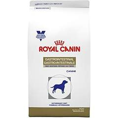 Royal Canin Veterinary Diet Gastrointestinal Fiber Response Dry Dog Food 17.6 lb
