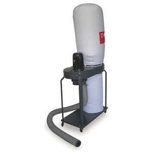DAYTON 3AA28 Dust Collector, Single Stage