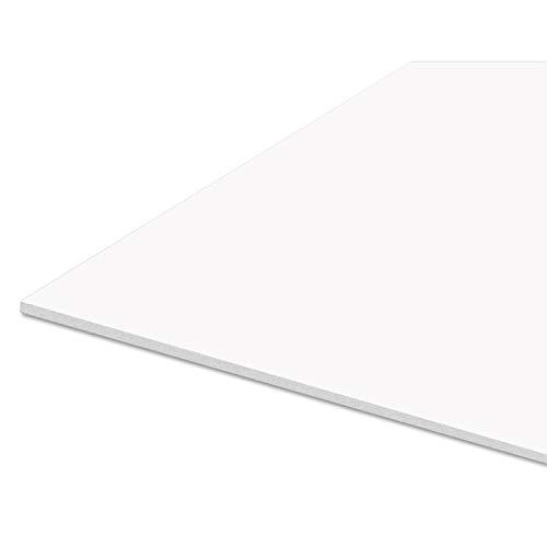 Royal Brites Foam Grid Board, 11 x 14, White, 2/Pack - 26976, 5 packs ()