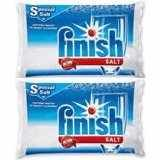 Dishwashers with Water Softeners Finish Dishwasher Water Softener Salt For Bosch Dishwasher 2-Pack 8.8 Lbs