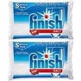 Dishwasher with Water Softener Finish Dishwasher Water Softener Salt For Bosch Dishwasher 2-Pack 8.8 Lbs
