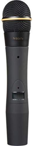 Electro-Voice HTU2D267AA Dynamic Cardioid Handheld Microphone - Black (Certified Refurbished)