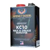 WAX/GREASE REMOVER GAL. House of Kolor