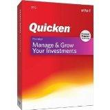 Software : Intuit Quicken Premier 2012 - Windows