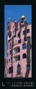 Hundertwasser Architektur 2009: Photoart Vertical Kalender
