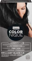 balea Colo rnique Intensivo Color Crema Brilliant Black 1.0, 1 St ...
