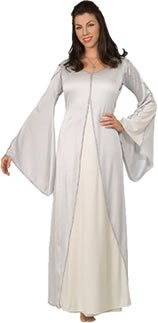 Rubie (Arwen Dress Adult Costumes)
