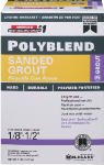 Polyblend Sanded Colored Tile Grout Dry Sandstone 7 Lb