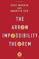 Price comparison product image By Eric Maskin - The Arrow Impossibility Theorem (Kenneth J. Arrow Lecture Series) (2014-08-06) [Hardcover]