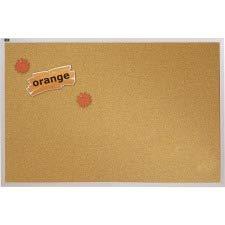 QRTECKA406 - Quartet Natural Cork Bulletin Board