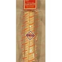 PET FACTORY 949033 Usa Clear Chicken Roll Rawhide Chews for Dogs, 10-Inch, My Pet Supplies