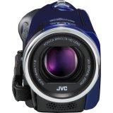 JVC Full HD Camcorder Blue
