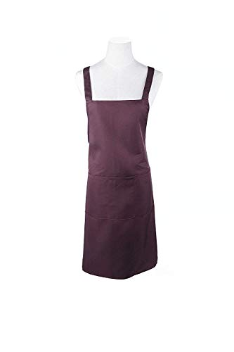 PURUIMA Waterproof Work Apron with Pockets for Women Men Chef Waiter Kitchen Cooking Household Tools 26