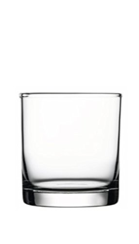 Stanton 3 Oz. Jigger Shot Glass, Votive Holder, (Set of 12 Per Case) - 3 Ounce Shot Glasses