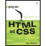 Download Spring Into HTML & CSS (05) by Holzschlag, Molly E [Paperback (2005)] pdf