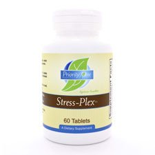 Stress Plex 60ct Priority One