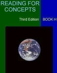 Reading for Concepts, Book H, Third Ed.