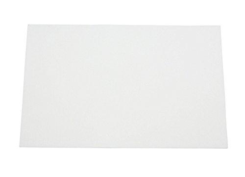 PITCO SHEET FILTER - 17 1/2'' x 28'' NO HOLE by Pitco