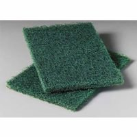 05509 Scotch Brite86 Green Pad, Sold As 1 Box, 12 Each Per Box by 3M Personal Safety Division
