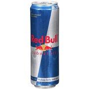Red Bull Sugar Free Energy Drink, 20 oz(Pack of 4)