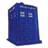 Doctor Who TARDIS POLICE BOX Classic Diecut 2 1/8
