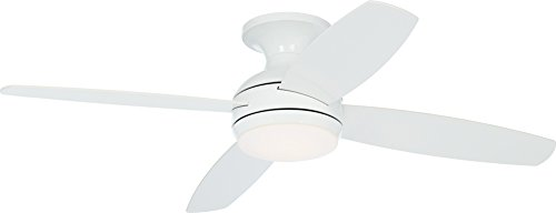 Hugger Transitional Ceiling Fan - 52