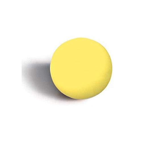 Garlando Set of 10 Yellow Table Football Balls (33mm diam)