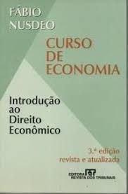 Curso De Economia: Introducao Dto Economico