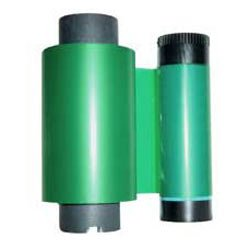 Green Monochrome Resin (Magicard MA1000K-Green Enduro Monochrome Ribbon - 1000 Prints)