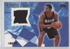 (Rasheed Wallace (Basketball Card) 2001-02 Topps - All-Star Remnants Relics #TR-RW)