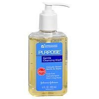 Purpose Gentle Cleansing Wash, 6 fl oz