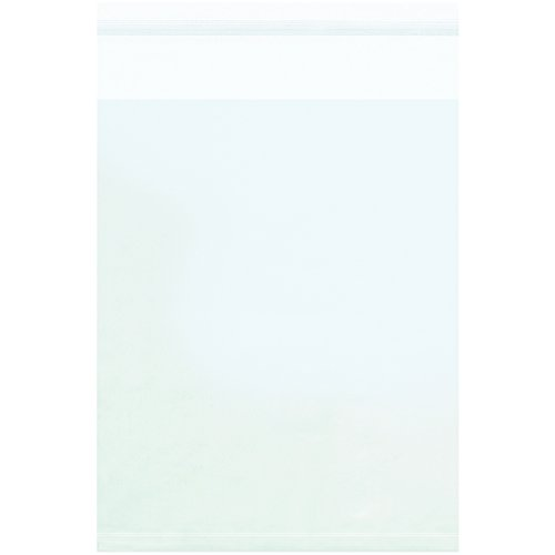(Tape Logic TLPBR118 Resealable Polypropylene Bags 1.5 Mil, 6
