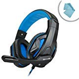 ENHANCE GX-H2 PC Headset with Comfortable Ear Padding and Ad